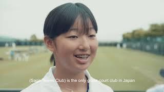 Road to Wimbledon Japan: Hana's Pursuit