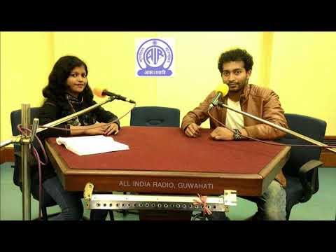 A Radio interview with PANKAJ MAHANTA by KASTURI BORTHAKUR || All India Radio