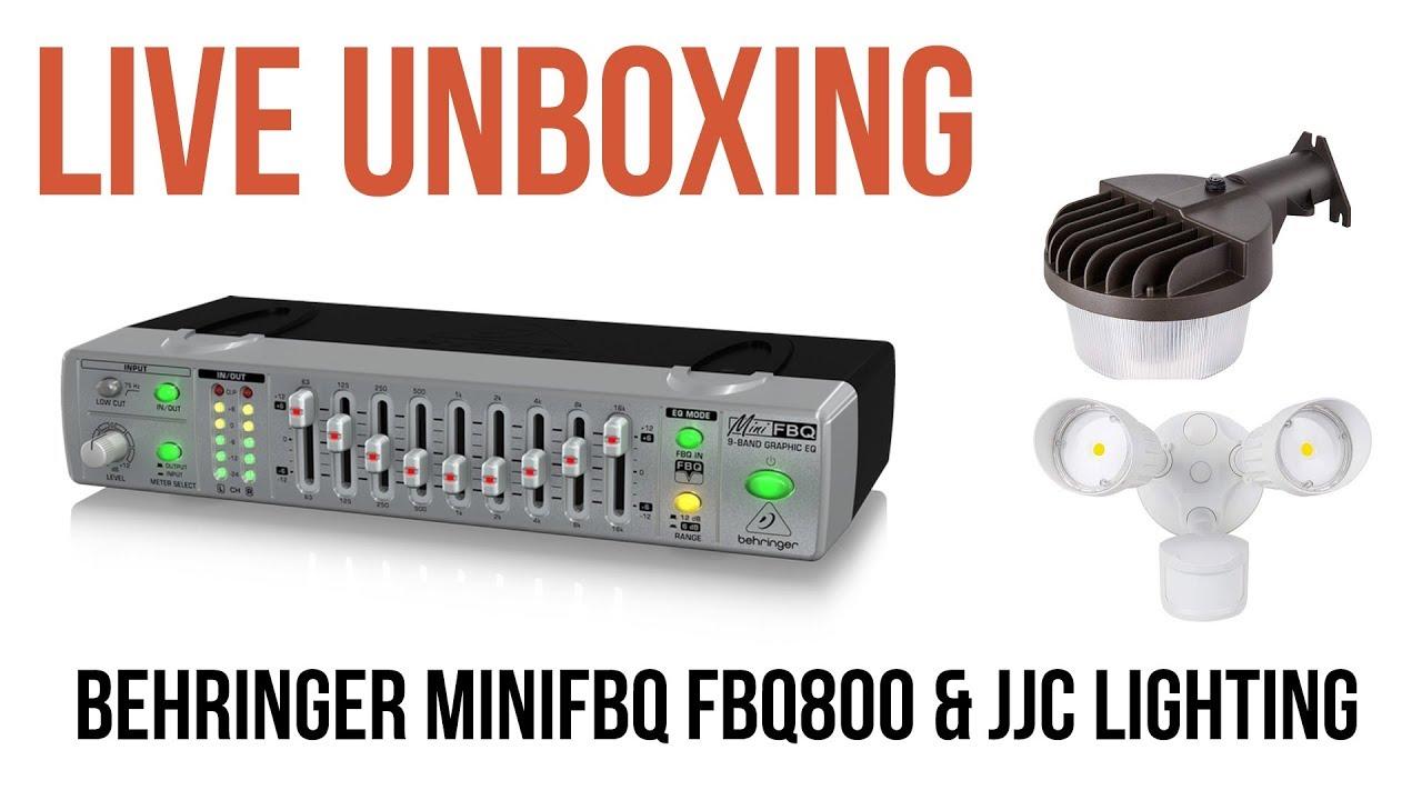 FBQ800 | Equalizers | Signal Processors | Behringer
