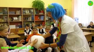 Химическое шоу для детей в Москве на дом, в детский сад, в школу