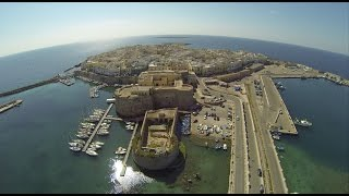 GALLIPOLI AERIAL VIEW - GALLIPOLIbydrone.com