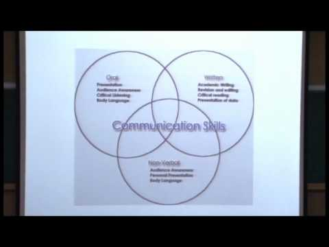 The Science and Art of Communication - Prof. Dhirendra S. Katti at IIT Kanpur