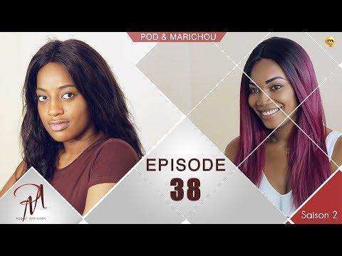 Serie :  Pod et Marichou - Saison 2 - Episode 38