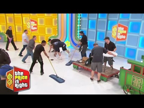 The Price Is Right - Coffee Crash!! (Jan. 24, 2017)
