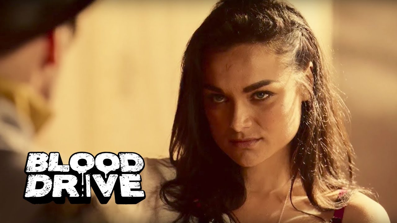 Download BLOOD DRIVE | Season 1, Episode 8: Words With Friends  | SYFY