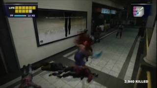 "Dead Rising ""Perfect"" Walkthrough Part 42: Satan"