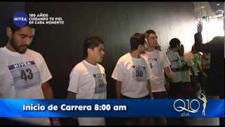Carrera Vertical NIVEA Q10 Thumbnail