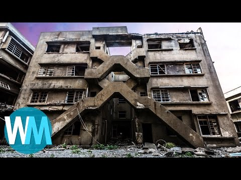 Top 10 Creepiest Abandoned Places Around the World