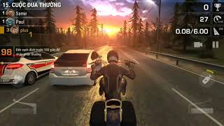 Gambar cover Racing Rever : moto gameplay mobile   Exciting race in the afternoon