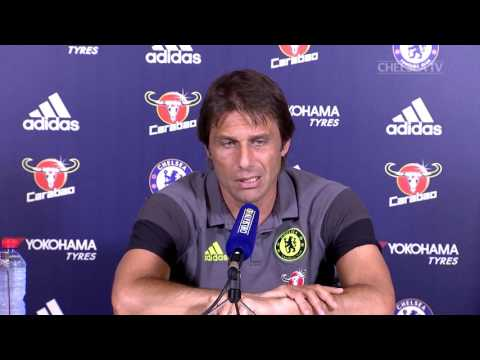 PRESS CONFERENCE HIGHLIGHTS: Antonio Conte on JT, Luiz starting & his thoughts on Jurgen Klopp