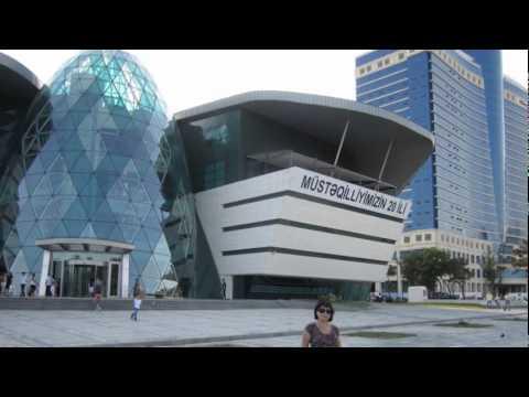 Баку вчера и сегодня - Baku yesterday and today - باكو