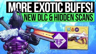 Destiny 2 News | HARDLIGHT BUFF & NEW UPDATES! - Warmind DLC Leak, New Lair Weapons & Exotic Buffs!