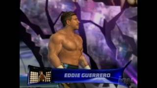 WWE SmackDown vs. Raw 2006 PlayStation 2 Gameplay - Eddie