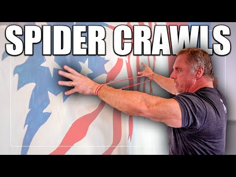 Exercise Index - Spider Crawls For Rotator Cuff health thumbnail