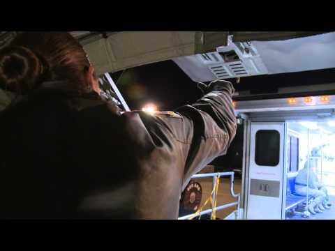 Aeromedical Evacuation Training-Exercise Beverly Sunrise 15-1