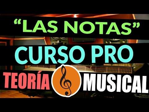 TEORÍA MUSICAL - Nivel Básico - Capítulo 1 -