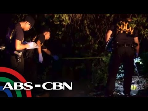 TV Patrol: 'Holdaper', patay sa engkuwentro sa Caloocan