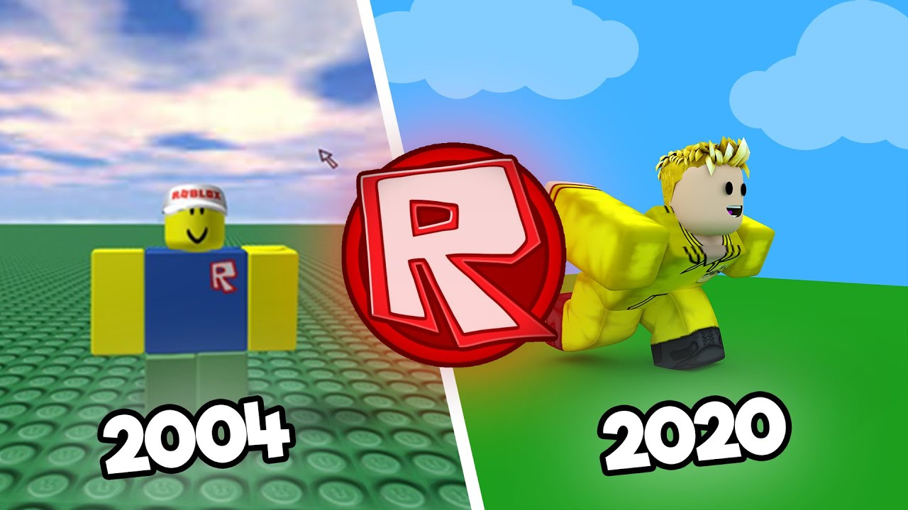 Youtube Roblox Logo 2020 The History Of Roblox Evolution Of Logos Youtube