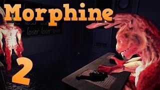 [Инди-хоррор]Morphine - Совсем не смешно | Финал #2