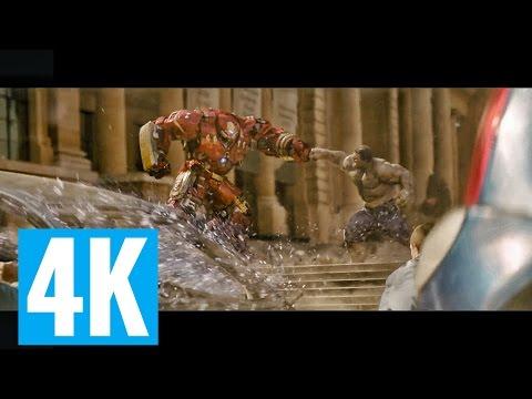 Hulk vs Veronica(Ironman Hulkbuster Armor)...