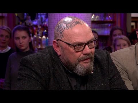 Verhitte discussie met lid van No Surrender - RTL LATE NIGHT