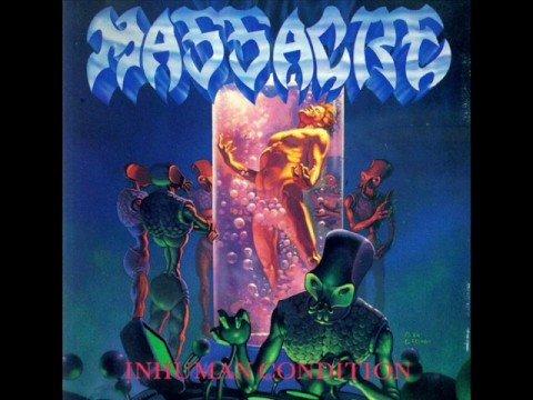 Massacre - Warhead (venom cover)