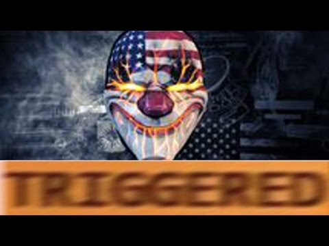 """Breaking All of Youtube's """"Advertiser Friendly"""" Guidelines in Payday 2"""