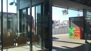 特急あしずり3号 高知発車 アンパンマンチャイム 車窓