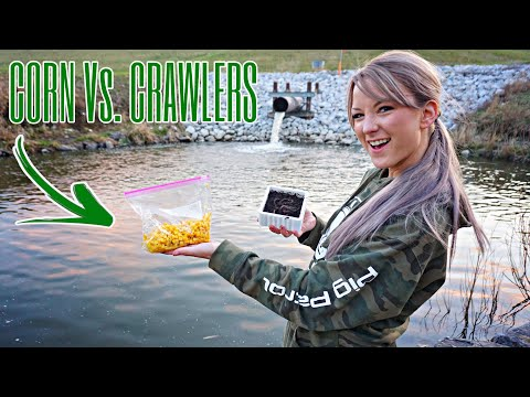 1v1-spillway-fishing-challenge-vs-my-fiance!!!-(didn't-stand-a-chance)