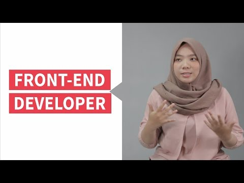 Apa itu Front-End Developer?