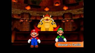Let's play Dance Dance Revolution Mario Mix Extra Video # 1