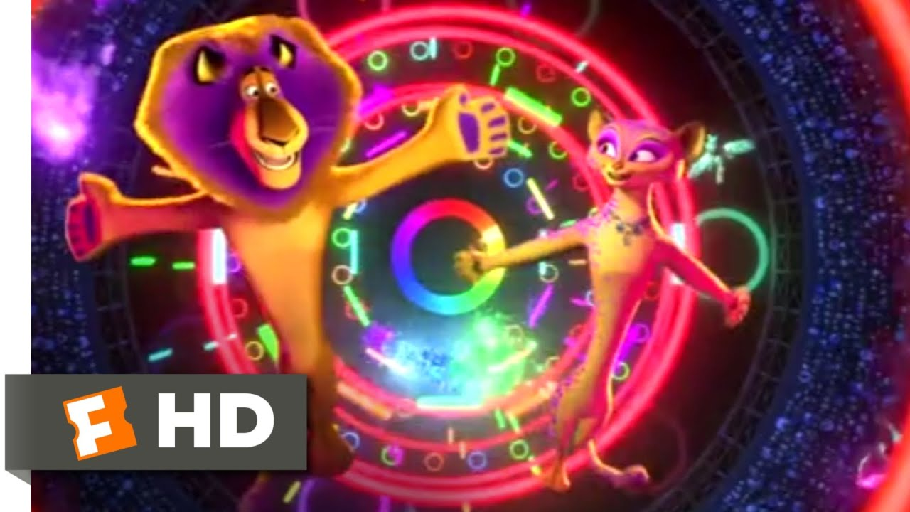 Download Madagascar 3: Europe's Most Wanted - Circus Fireworks   Fandango Family