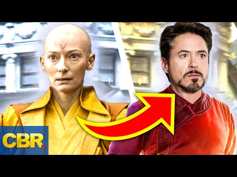 What if Tony Stark Was The Sorcerer Supreme?