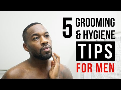 Download 5 GROOMING & HYGIENE TIPS FOR MEN   I AM RIO P.