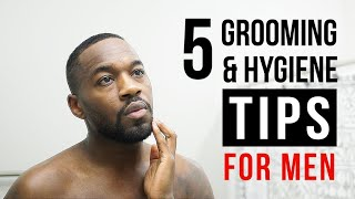 5 GROOMING & HYGIENE TIPS FOR MEN | I AM RIO P.