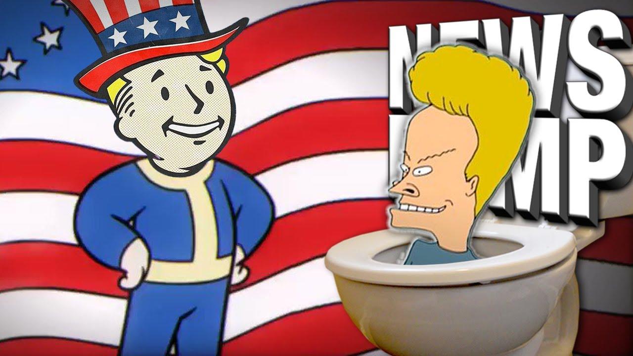 Fallout TV Series Coming Soon? Beavis & Butthead Reboot!? - News Dump