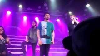 Pentatonix Glasgow 2014 - Let