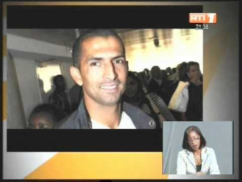 Football/Sabri Lamouchi, nouveau sélectionneur des Eléphants de Côte d'Ivoire