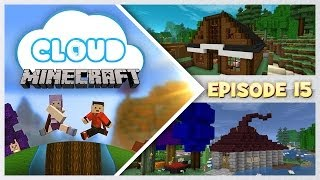 """""""NEW BARN & WITCH HUT"""" Sky High Saturday! Cloud 9 - S2 Ep.15"""