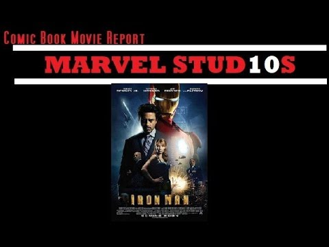 "RNS Productions-Comic Book Movie Report-Ten Years of Marvel Cinematic Universe-001""Iron Man"" (2008)"