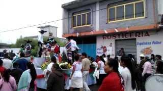 Fiestas patrias Nealtican 2013