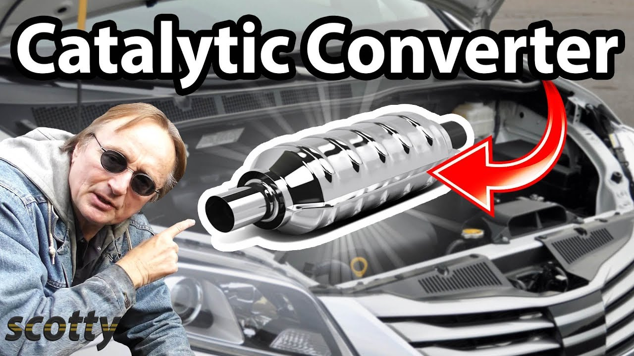How To Check A Catalytic Converter In Your Car Youtube