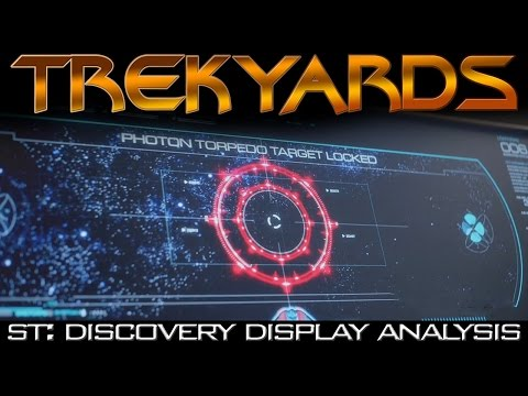 Thumbnail: ST: Discovery Computer Displays Full Analysis (Trekyards)