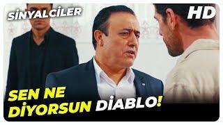 Sinan, Hayati'nin Evinde! | Sinyalciler Türk Komedi Filmi