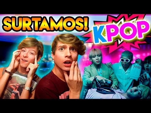 REAGINDO A K-POP BLACK PINK & BTS  👀