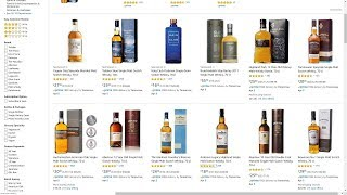 Check out Amazon UK's Malt Whisky - I find that it is usually cheaper!