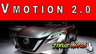 Vmotion 2.0: Nissan