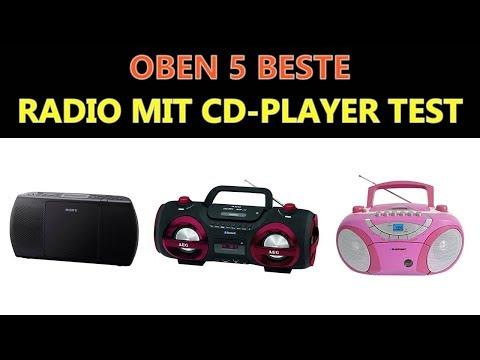 Beste Radio mit CD Player Test 2018