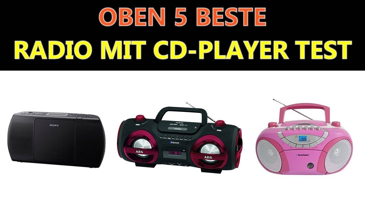 beste radio mit cd player test 2019 youtube. Black Bedroom Furniture Sets. Home Design Ideas
