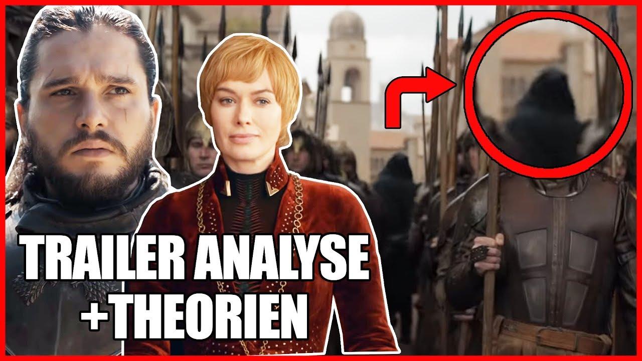 Game Of Thrones Trailer Staffel 8 Deutsch